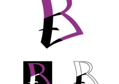 Création du logo / Société de confection et création sur mesure de vêtements / Illustrator