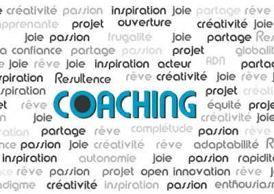 Nuage de mot / Création d'un visuel pour illustrer un site web
