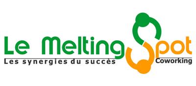 Rajeunissement du logo et création d'une charte graphique / Logo coworking